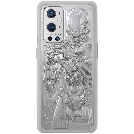 Husa Plastic OnePlus 9 PRO Unique Blk [0]