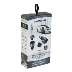 INCARCATOR USB CU CASCA BLT SRX CC014