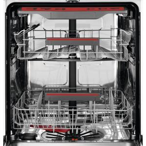 Masina de spalat vase incorporabila MaxiFlex 14 seturi Motor Inverter cu usa culisanta A+++2
