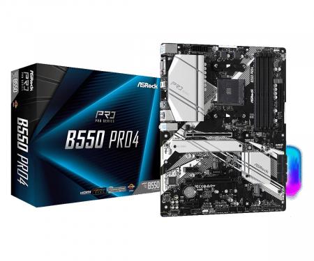 MB AMD AM4 ASROCK B550 PRO4 [0]