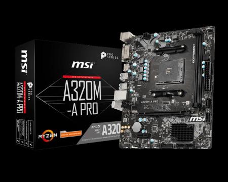 MB AMD MSI AM4 A320M-A PRO [0]