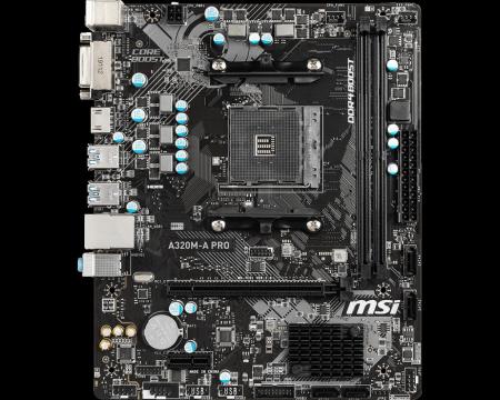 MB AMD MSI AM4 A320M-A PRO [1]