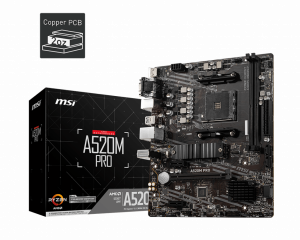 MB AMD MSI AM4 A520M PRO [0]