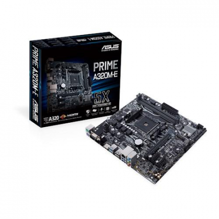 MB ASUS AMD AM4 PRIME A320M-E [0]