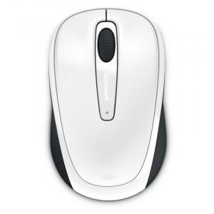 MOUSE MICROSOFT MOBILE 3500  WHITE0