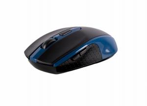 MOUSE SERIOUX PASTEL600 WR BLUE USB0