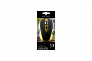 MOUSE SERIOUX PASTEL600 WR GREEN USB [2]