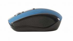 MOUSE SERIOUX RAINBOW400 WR BLUE USB [0]