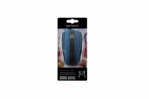 MOUSE SERIOUX RAINBOW400 WR BLUE USB [3]