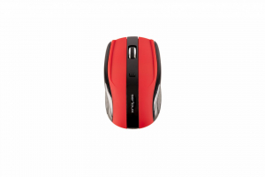 MOUSE SERIOUX RAINBOW400 WR RED USB [3]