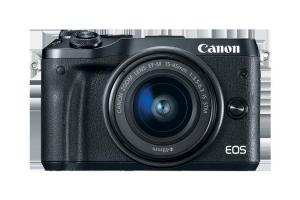 PHOTO CAMERA CANON EOS M6 EF-M 15-45MM0