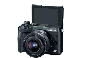 PHOTO CAMERA CANON EOS M6 EF-M 15-45MM1