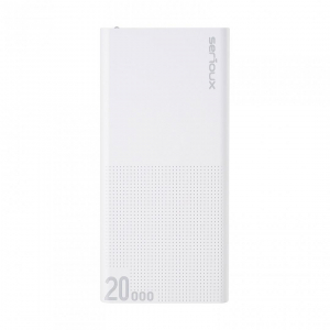 POWER BANK QC SERIOUX 20000 WHITE1