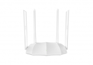 ROUTER WIRELESS AC1200 DUAL-B TENDA V3.00