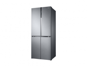 Side by Side Samsung RF50K5920S8, Capacitate 486L, Capacitate neta congelator: 150l, Capacitate neta frigider: 336l, Inaltime 1920mm, Latime: 795mm, Adancime 745mm, Functii racire: Triple Cooling /No 2