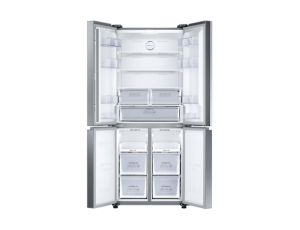 Side by Side Samsung RF50K5920S8, Capacitate 486L, Capacitate neta congelator: 150l, Capacitate neta frigider: 336l, Inaltime 1920mm, Latime: 795mm, Adancime 745mm, Functii racire: Triple Cooling /No 3