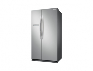 Side by Side Samsung RS54N3003SA, Capacitate 535L, Capacitate neta congelator: 179l, Capacitate neta frigider: 356l, Inaltime 1789mm, Latime: 912mm, Adancime 734mm, Functii racire: Twin Cooling Plus/N2