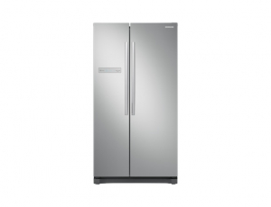 Side by Side Samsung RS54N3003SA, Capacitate 535L, Capacitate neta congelator: 179l, Capacitate neta frigider: 356l, Inaltime 1789mm, Latime: 912mm, Adancime 734mm, Functii racire: Twin Cooling Plus/N0
