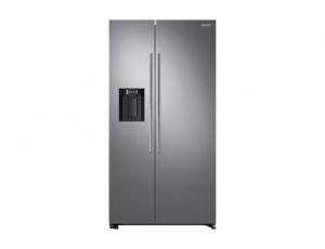 Side by Side Samsung RS67N8210S9, Capacitate 609L, Capacitate neta congelator: 202l, Capacitate neta frigider: 407l, Inaltime 1780mm, Latime: 912mm, Adancime 772mm, Functii racire: Twin Cooling Plus/N0