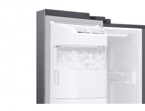 Side by Side Samsung RS68N8321S9, Capacitate 617L, Capacitate neta congelator: 210l, Capacitate neta frigider: 407l, Inaltime 1780mm, Latime: 912mm, Adancime 716mm, Functii racire: Twin Cooling Plus/N8