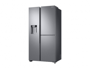 Side by Side Samsung RS68N8650SL, Capacitate 608L, Capacitate neta congelator: 210l, Capacitate neta frigider: 398l, Inaltime 1780mm, Latime: 912mm, Adancime 716mm, Functii racire: Twin Cooling Plus/N2