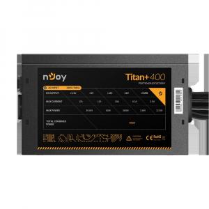 SURSA NJOY TITAN+ 400 ATX 400W3
