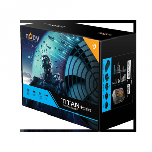 SURSA NJOY TITAN+ 400 ATX 400W4