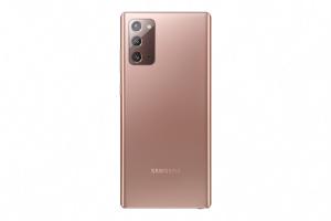 Telefon SAMSUNG Galaxy Note 20, 256GB, 8GB RAM, Dual SIM, LTE, Mystic Bronze [2]