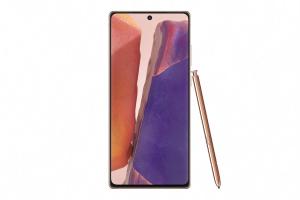 Telefon SAMSUNG Galaxy Note 20, 256GB, 8GB RAM, Dual SIM, 5G, Mystic Bronze0