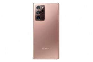 Telefon SAMSUNG Galaxy Note 20 Ultra, 256GB, 12GB RAM, Dual SIM, 5G, Mystic Bronze2