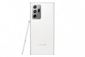 Telefon SAMSUNG Galaxy Note 20 Ultra, 256GB, 12GB RAM, Dual SIM, 5G, Mystic White2