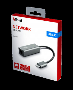 Trust Dalyx USB-C to Ethernet Adapter9