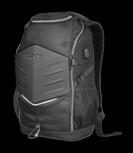 """Trust GXT 1255 Outlaw Backpack Black 15""""0"""