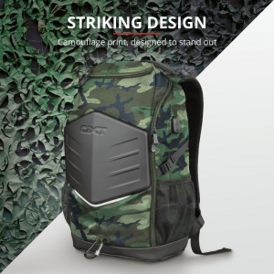 """Trust GXT 1255 Outlaw Backpack Camo 15""""6"""