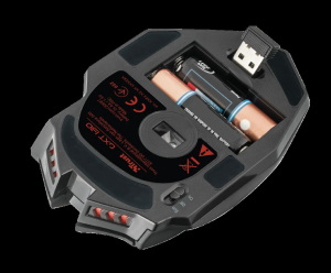 Trust GXT 130 Ranoo Wireless Gaming Mous5