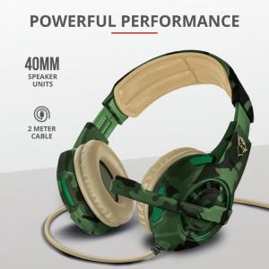 Trust GXT 310C Radius Headset - Jungle3