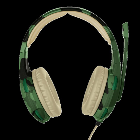 Trust GXT 310C Radius Headset - Jungle [5]