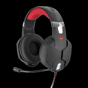 Trust GXT 322 Carus Gaming Headset Black0