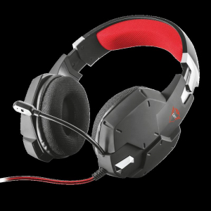 Trust GXT 322 Carus Gaming Headset Black1