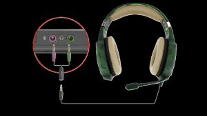Trust GXT 322C Carus Gaming Headset jung5