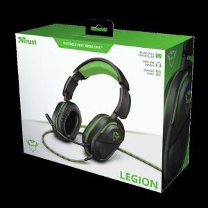 Trust GXT 422G Legion Headset XBOX19