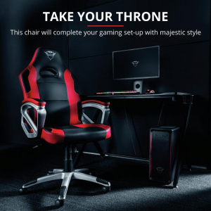 Trust GXT 705R Ryon Gaming Chair - red4