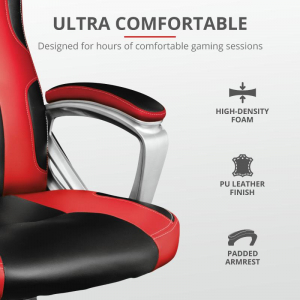 Trust GXT 705R Ryon Gaming Chair - red3