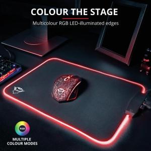 Trust GXT 765 Glide-Flex RGB Mouse Pad8