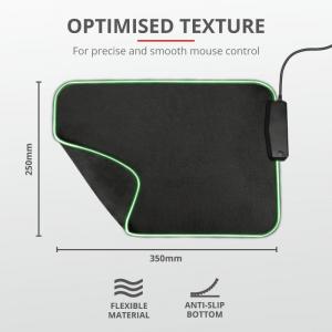 Trust GXT 765 Glide-Flex RGB Mouse Pad6