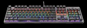 Trust GXT 865 Asta Mechanical Keyboard2