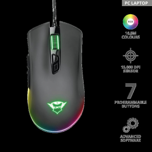 Trust GXT 900 Qudos RGB Gaming Mouse1