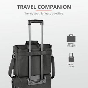 "Trust GXT1270 Bullet Messenger Bag 15.6""4"