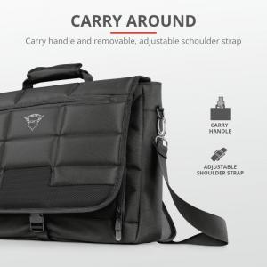 "Trust GXT1270 Bullet Messenger Bag 15.6""1"