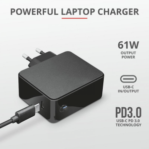 Trust Maxo 61W USB-C Charger for Macbook5